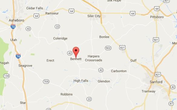Selling Land in Bennett North Carolina   Eric Andrews Realtor